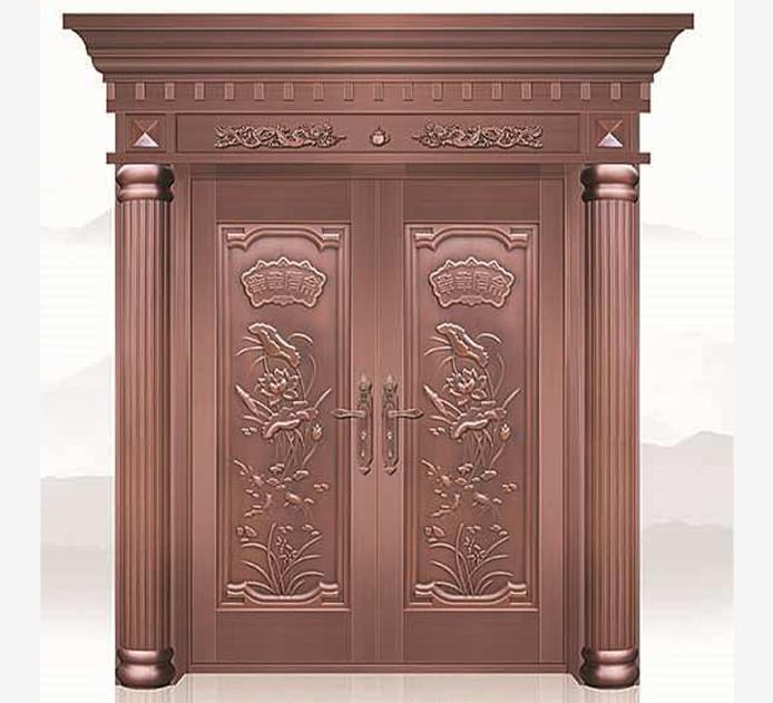 我们该怎样辨别铜门的真假