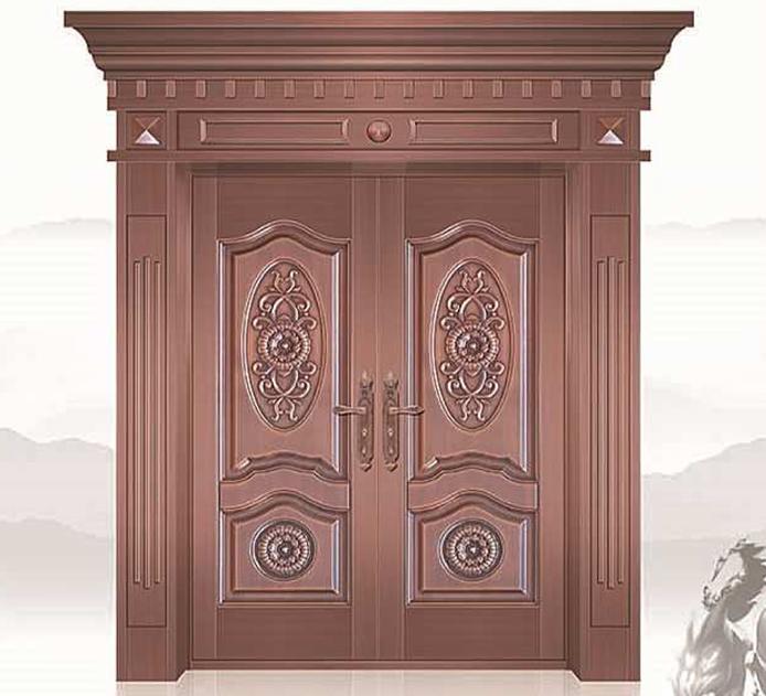 铜门的隐藏功能,您有注意到吗