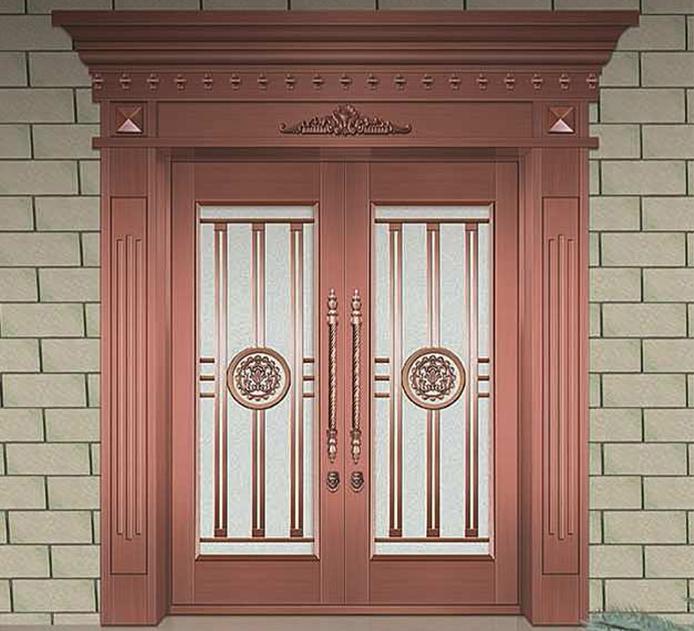 铜门上漆前要做哪些除锈工作