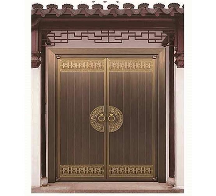 铜门的从改革开放以来的发展