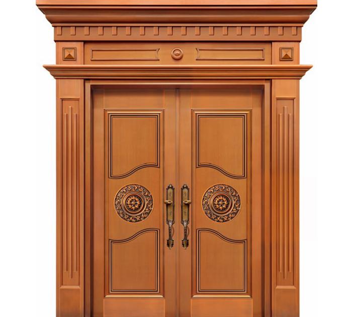 铜门的保养最基础的两种方法